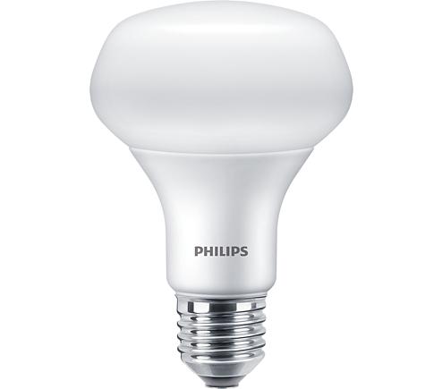 LED Spot 10W E27 2700K 230V R80 RCA