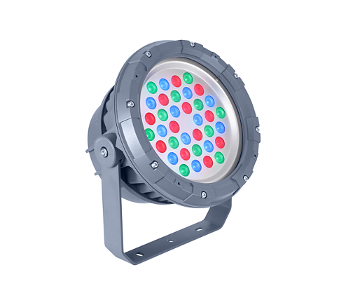 BVP323 36LED RGB 220V 30 DMX