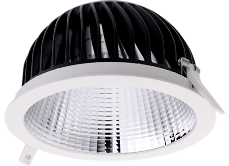 DN589B LED10/840 PSD C D150  WH WB GM