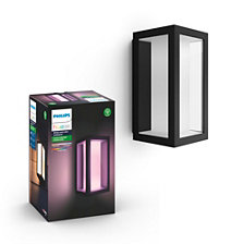 Hue White and color ambiance Impress Outdoor Wall light