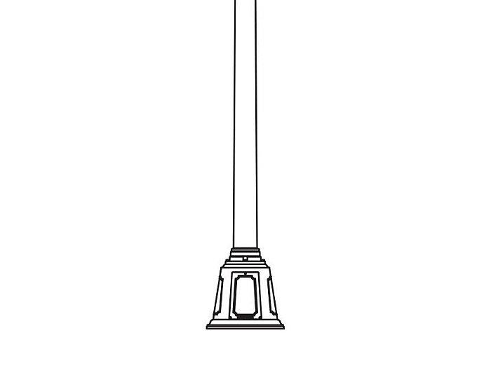 Anchor Base Post (379)
