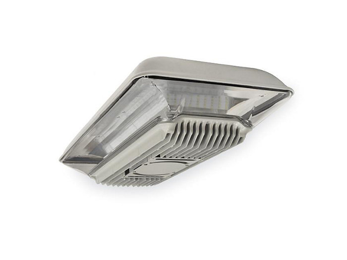VizorLED Gen-3, 60 LEDs, 530 mA Driver, Downlight Distribution