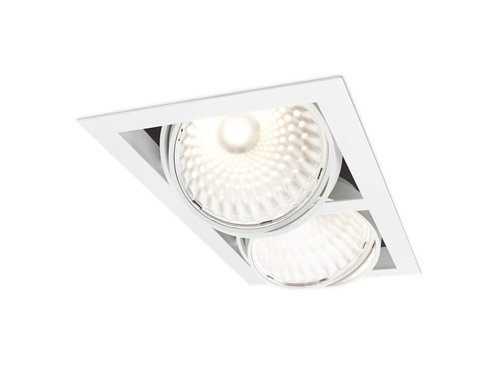 GreenSpace Accent Gridlight GD302B WH