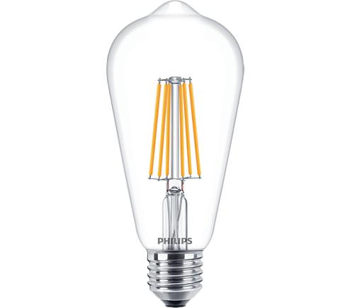 CLA LEDBulb DT 8-60W ST64 E27 CL