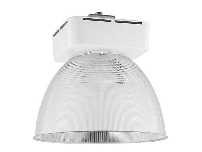 "25"" Open Acrylic Reflector w/Flat Acrylic Lens, 8 Lamp 42wCF"