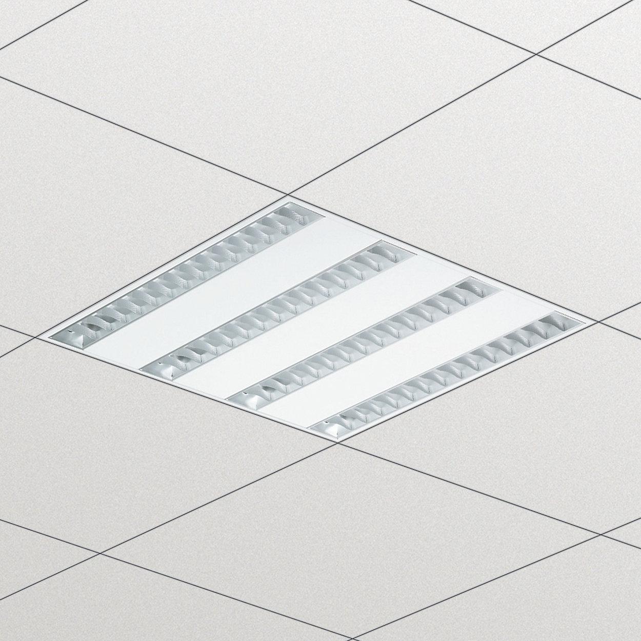 SmartForm – flache, modulare Einbauleuchten mit bester Lichtleistung für fast jede Decke