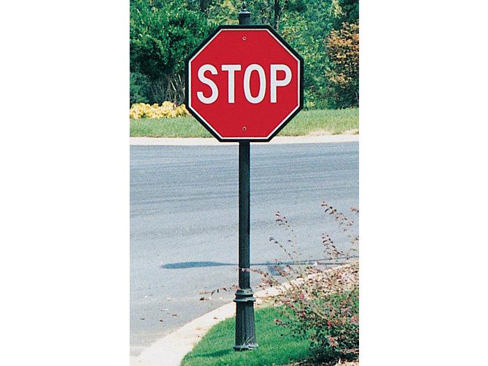Stop Sign Frame (232)