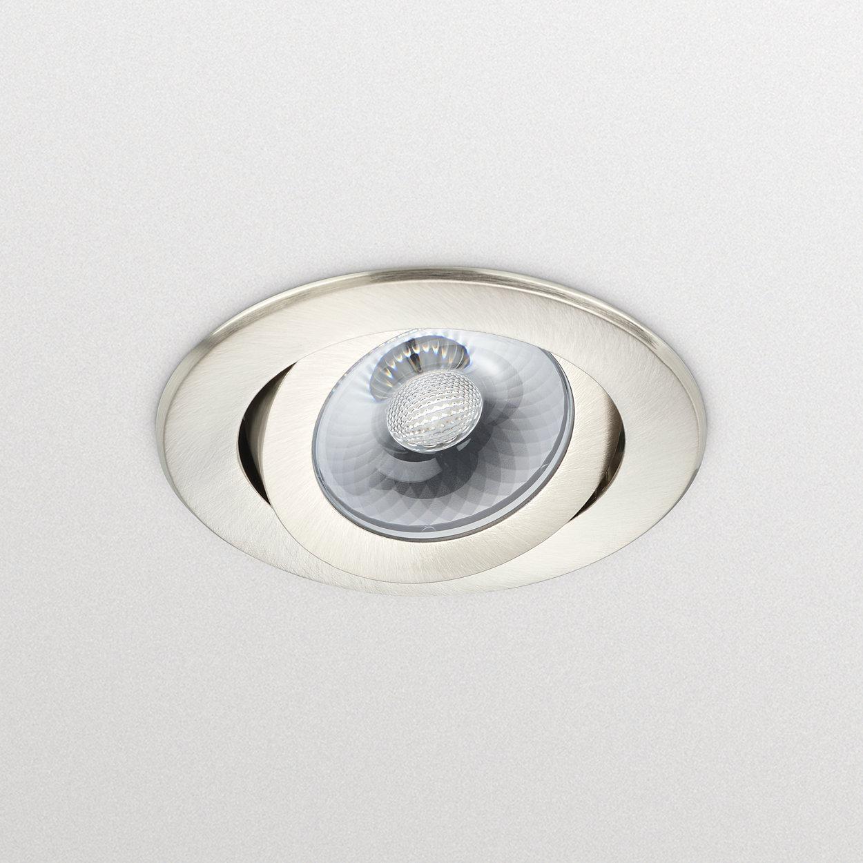 CoreLine Recessed Spot — очевидный выбор в пользу светодиодов