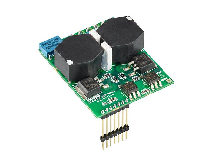 DGLM202 2 x 2 A Leading edge dimmer module