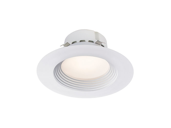 "Retrofit downlight 4"" Rd 900lm 90 30K 120V"