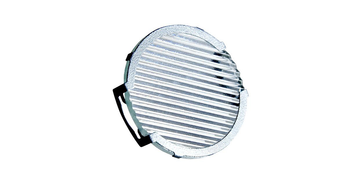 Internal Secondary Optics - enabling design flexibility
