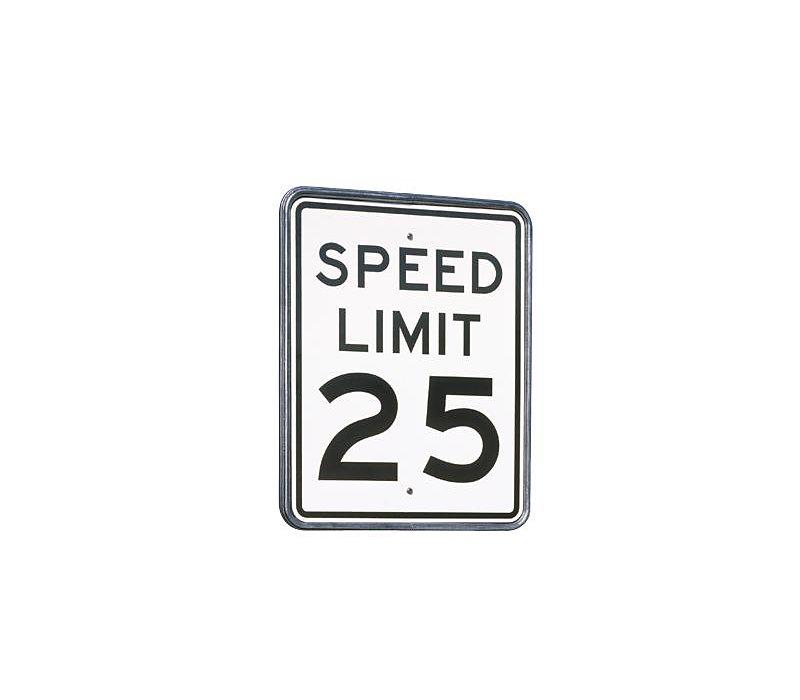 Traffic Sign Frames (212TSF) - added durability
