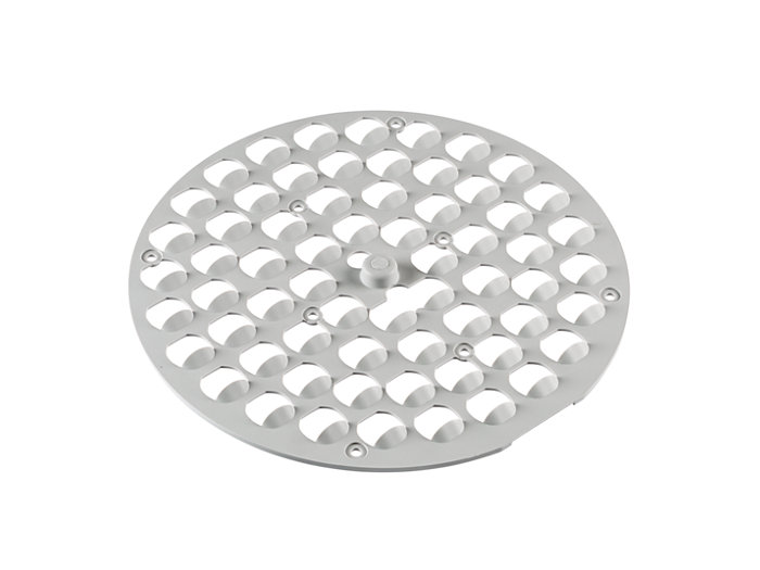 Round louver (only with bowl version)