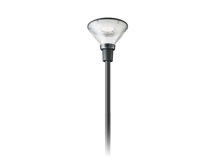 CityCharm Cone BDS491 fits on any standard pole.
