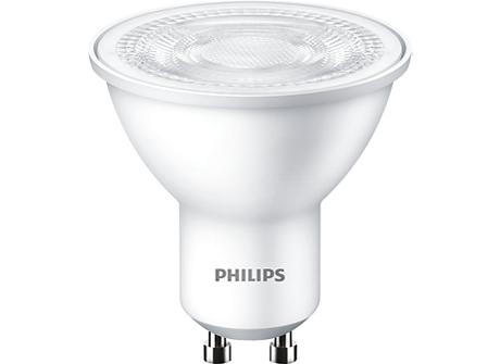 LEDspot 50W GU10 6500K 100-240V 36D ND