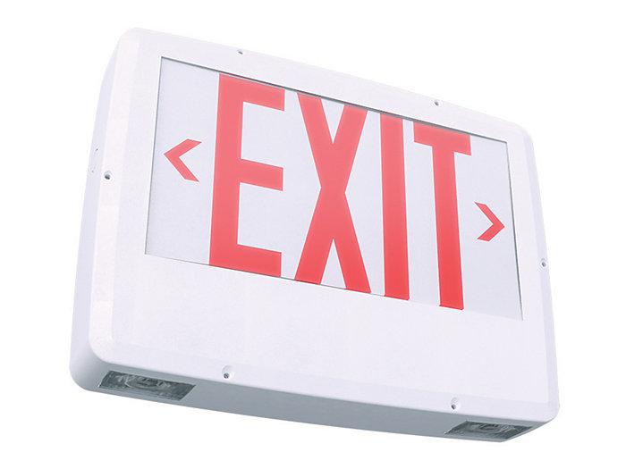 TruPath TPC LED exit/unit combo