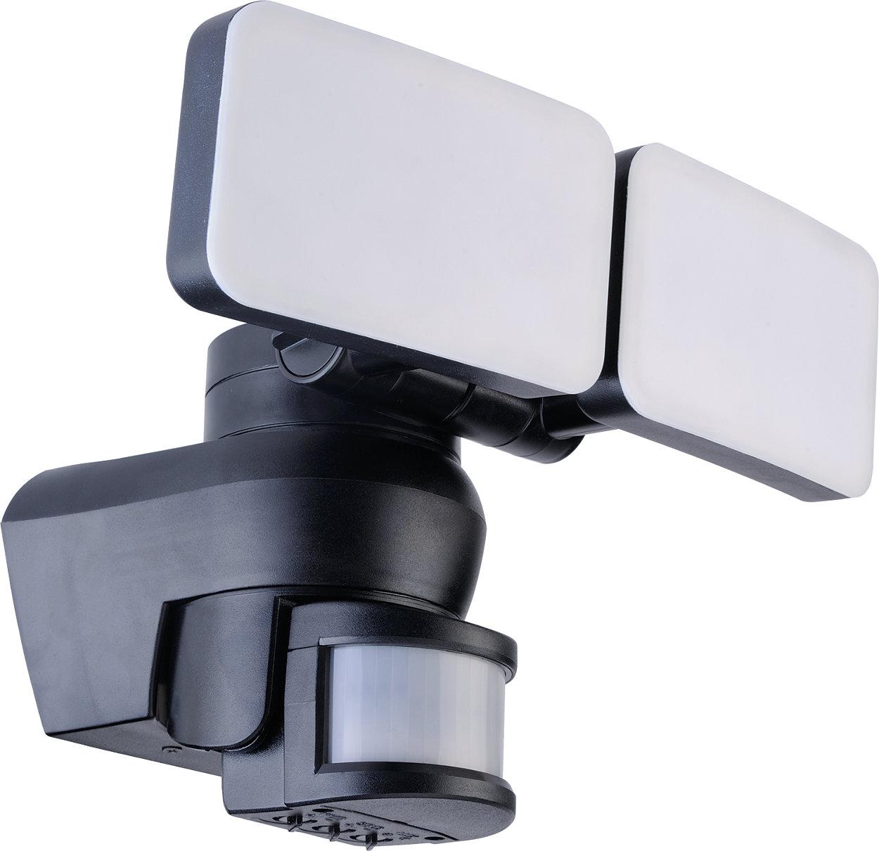 Éclairage de sécurité activé par détecteur instantané