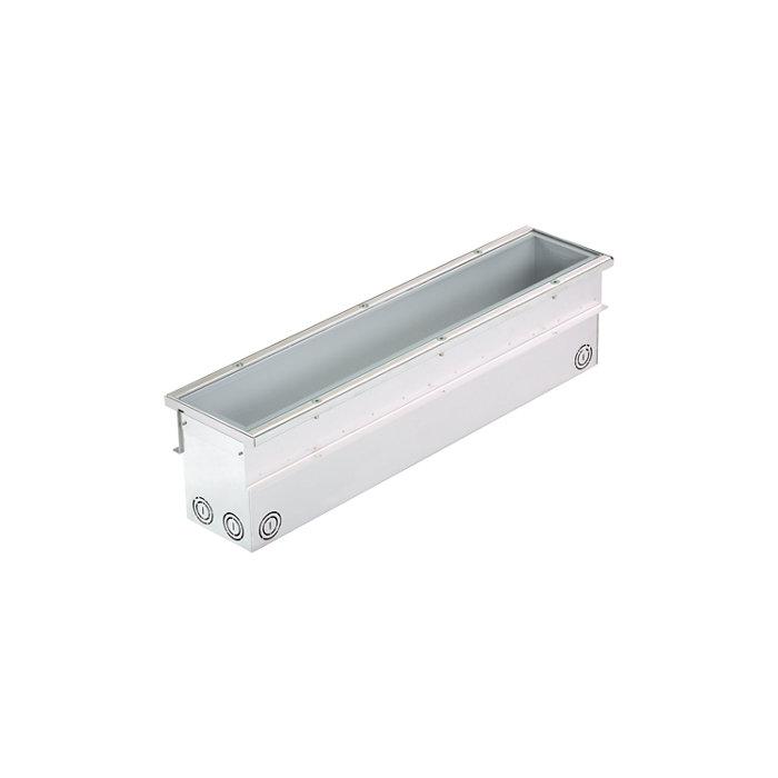 Caja empotrable Graze − Solución robusta y adecuada para proyectores Graze empotrados.