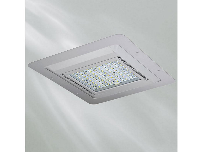 SlenderForm Recessed, Type V Rectangular, 104W, Neutral White, Generation 2