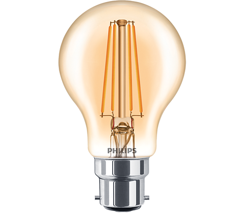 CLA LEDBulb D 7.5-48W A60 B22 820 GOLD
