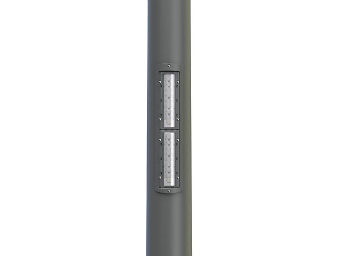 SoleCity ULR100, LED Mid-Pole Light, 32 LED, Type IV, Short