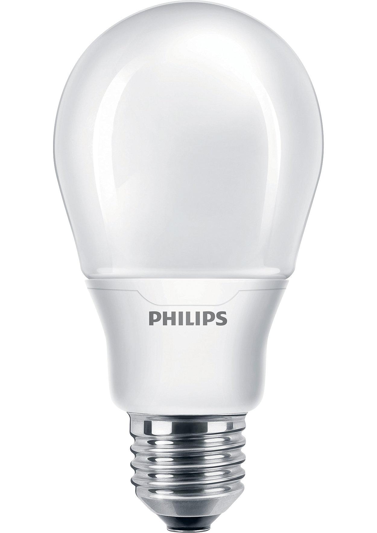 """Combina una delicata luce calda che """"non affatica gli occhi"""" e un design elegante"""