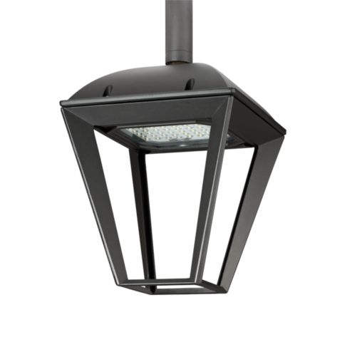 Micenas led contemporary interpretation of the historic street lantern