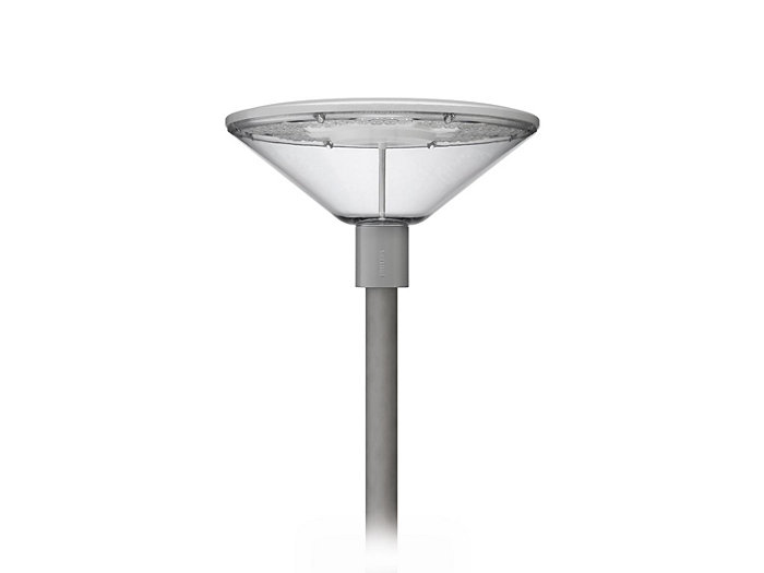 TownGuide LED Classic Cone Post-Top, Clear, 128 LED, Type V