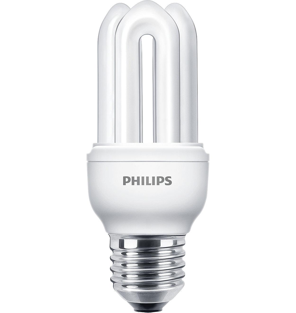 Małe i silne energooszczędne źródło, które daje światło wysokiej jakości.