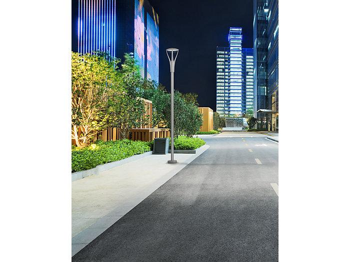 RoadFocus LED off road Cobra Head - Medium (RFM)-Application photo