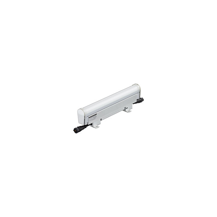 iColor Accent Compact - High resolution media direct view linear LED luminaire with intelligent color light