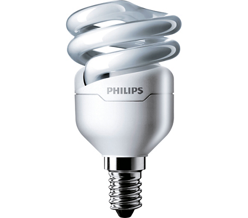 Tornado T2 8W CDL E14 220-240V 1PF/6 Tornado T2 - Philips Lighting