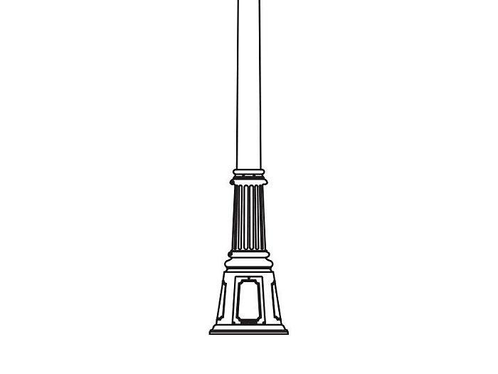 Anchor Base Post (329)