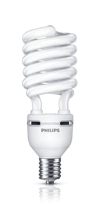 Energeticky úsporná zářivka s nejvyšším světelným tokem.