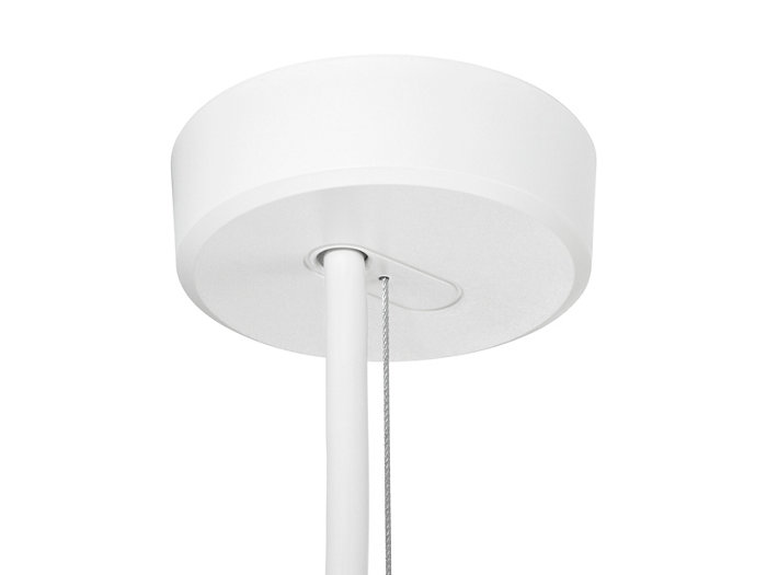 Slim ceiling cap