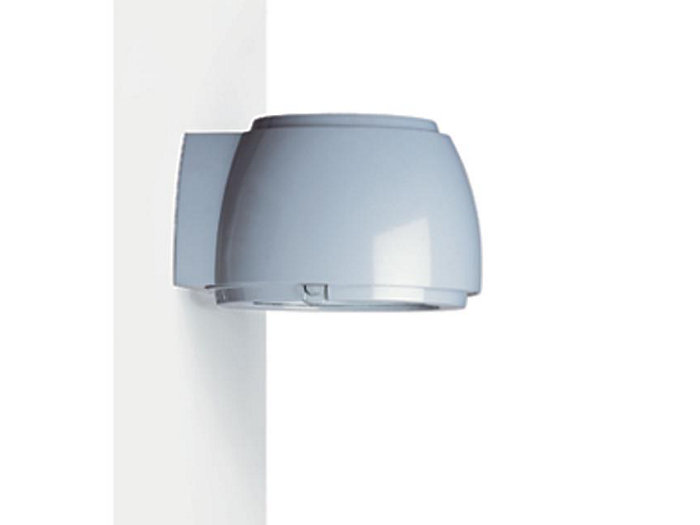 Wall Sconce, 100 MH, Type IV, Short, Full Cutoff with HS