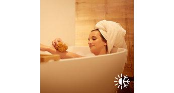 Teremtse meg az Önnek tetsző hangulatot meleg fehér vagy hideg nappali fénnyel!