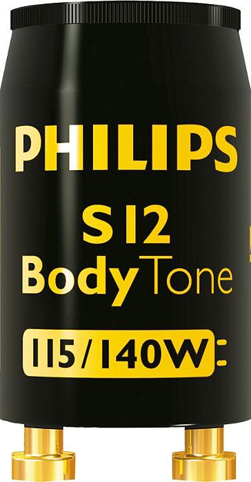 Philips bronceado empezar: una gama completa de fáciles de instalar ecológicos arrancadores para lámparas de bronceado que operan en un balasto electromagnético convencional