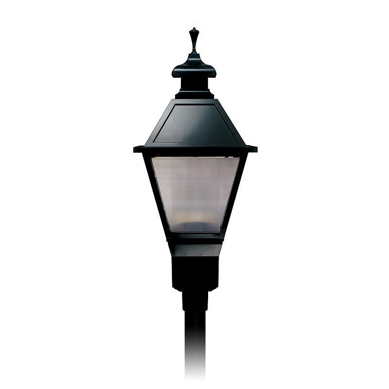 Baltimore LED post top small (VX651)