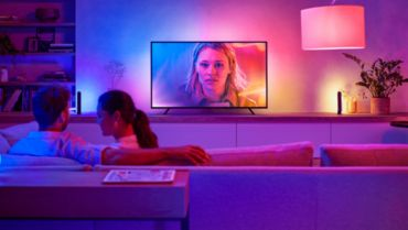Amp your entertainment with smart lighting