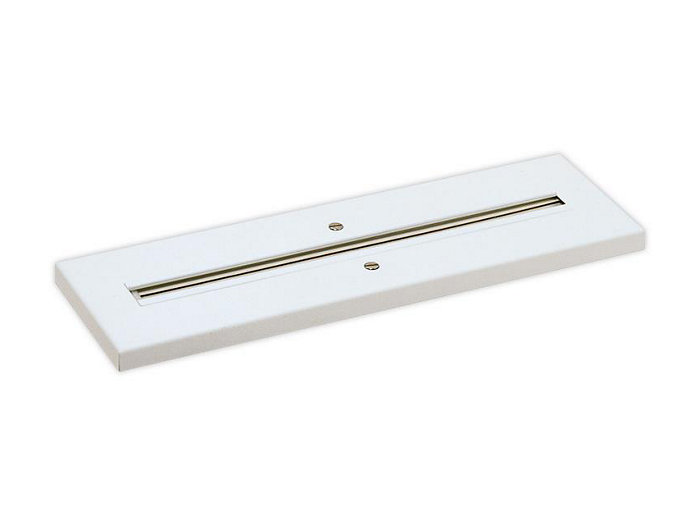 "Multipoint, White finish ~ Replaces cat# 7619 - Surface mounts of up to 3 average sized Lytespots, depending on the fixture size, over any standard j-box. Length 14"", width 4 1/2"", depth 9/16"". Note: Not compatible with Lyteflood 39, 40 or PowerWash T5 series."