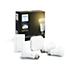 Luz ambiente branca Hue Kit inicial, E27