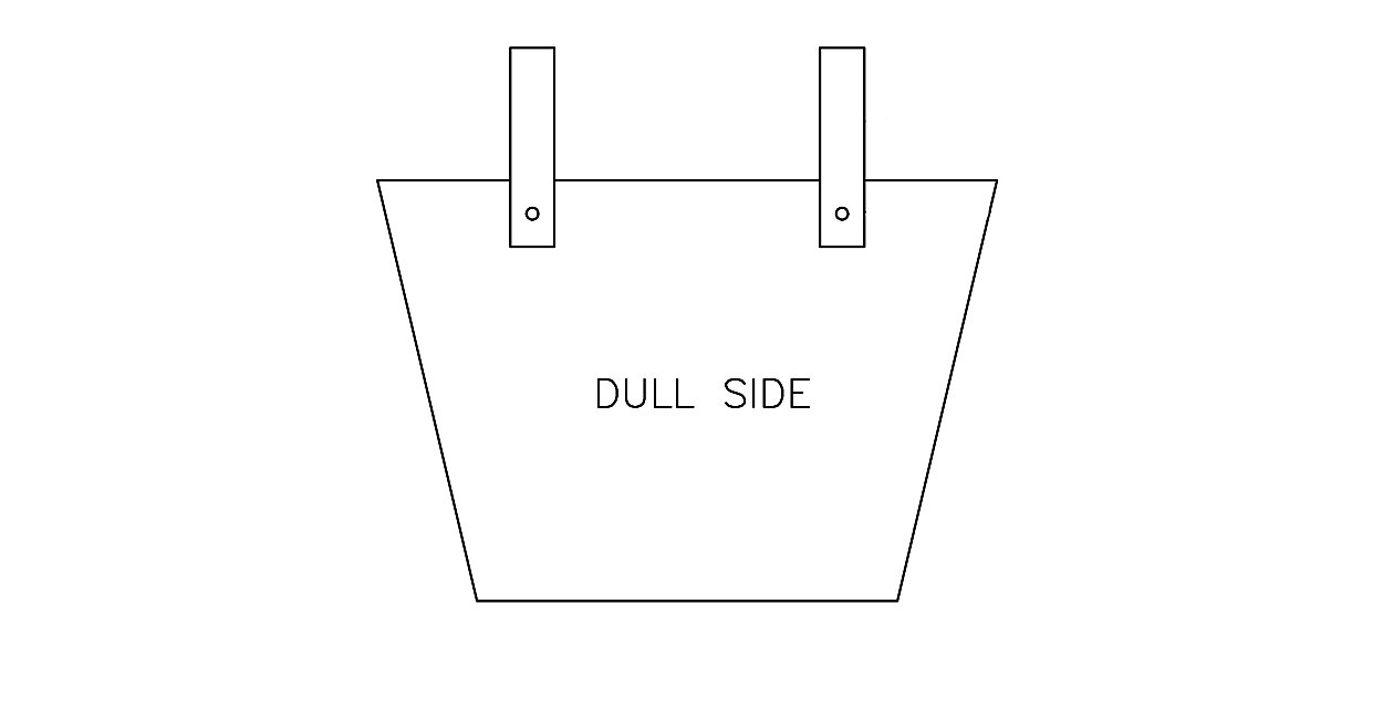 House Side Cutoff Shields (042) - directing quality light where its needed