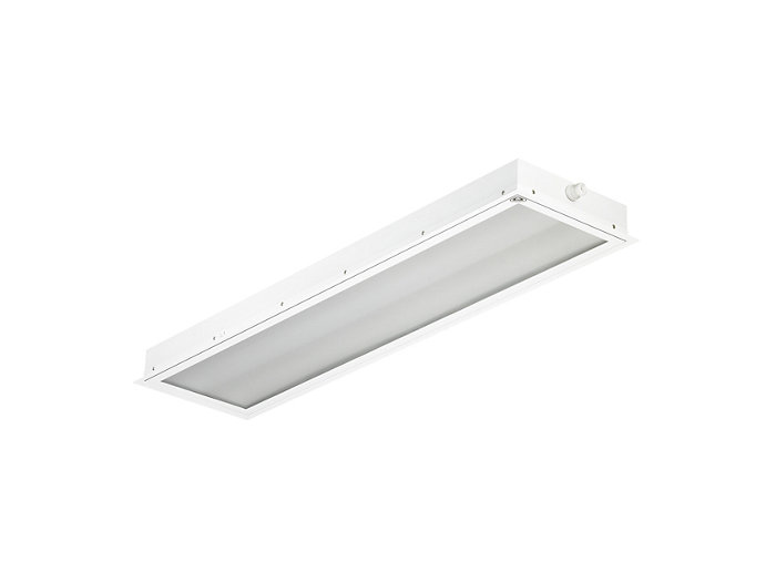 Luminária encastrada Cleanroom LED CR444B