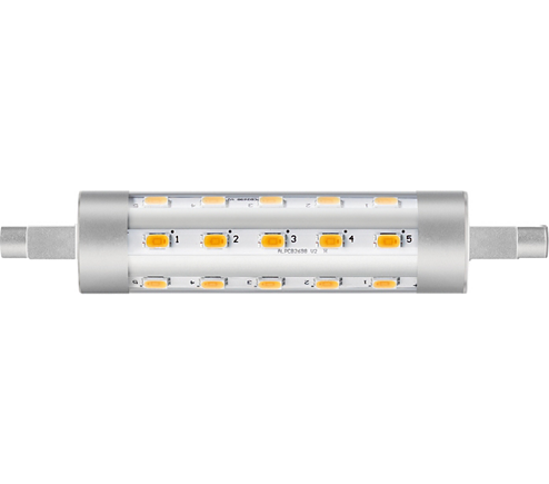 CorePro LED linear R7S 118mm 6.5-60W 830