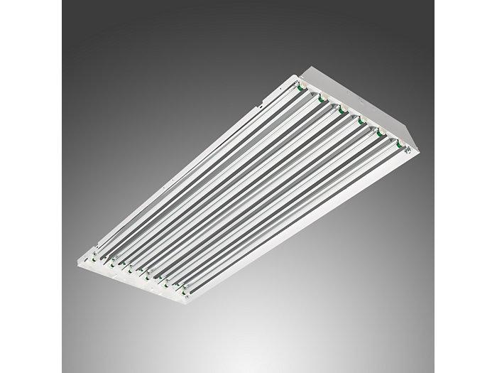 4', 6 Lamp F54T5HO