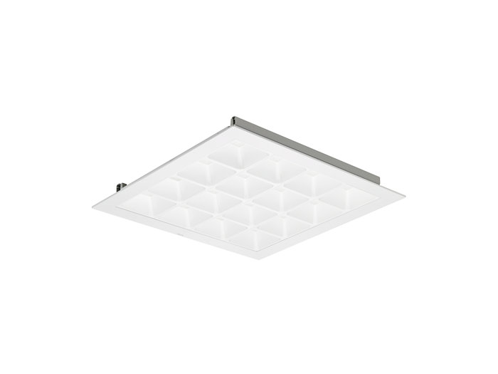 PowerBalance Tunable White RC466B recessed luminaire, square version (module size 625)