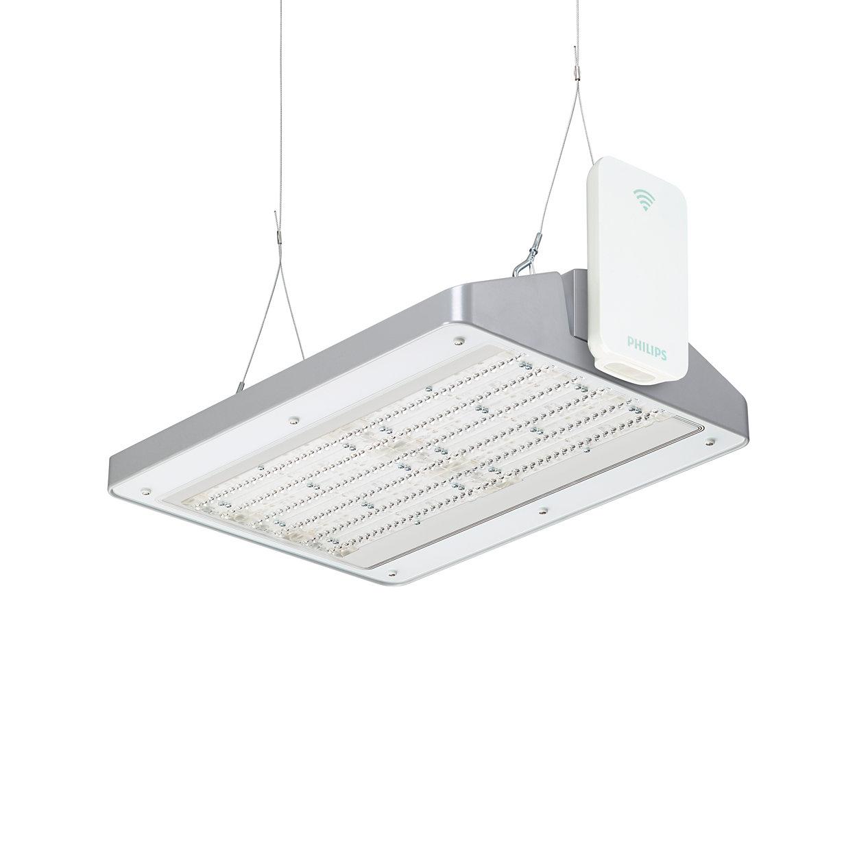 GreenWarehouse- un système d'éclairage sans fil permettant de contrôler les économies d'énergie