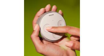 Napaja ga vaš dotik – ne potrebujete baterij