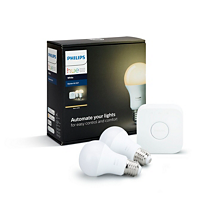 Hue White White and color ambiance Starter kit E27